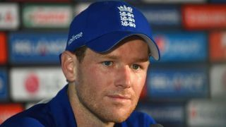 Morgan believes Scotland to be 'extremely competitive' ahead of ODI