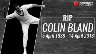 Colin Bland: One of the greatest fielders of all time