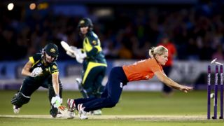 One-up Australia wary of England's reputation of fighting back
