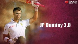 JP Duminy: A shot in the arm for South Africa