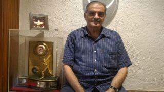 Nari Contractor: A delightful afternoon with a delightful man