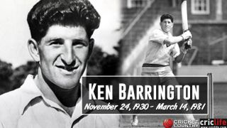 Ken Barrington: 10 interesting things to know about the much-loved England legend