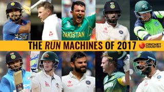 Year-ender 2017: Top batting moments