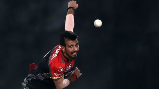 IPL 2017: Yuzvendra Chahal's 3-for helps RCB keep KKR to a modest total