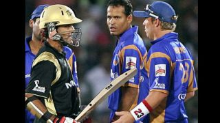 IPL Controversies: Ganguly, Warne engage in furious war of words in inaugural edition
