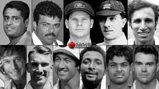 XI of cricketers with namesake cricketers