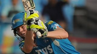Nice to finish with century, says Smith