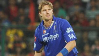 Watson's hat-trick restricts Hyderabad to 134/9