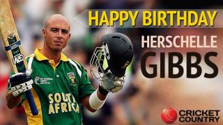 Herschelle Gibbs: 25 things to know about the 'bad boy' of South African cricket