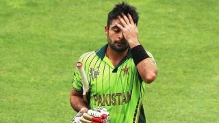 PCB temporarily suspends Ahmed Shahzad after he fails in Dope Test