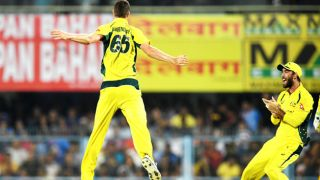 In pictures: Australia wallop India in 2nd T20I