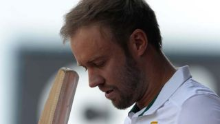 De Villiers sympathises with Smith over ball-tampering scandal