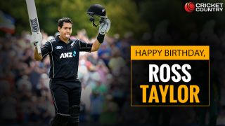 Ross Taylor: 12 lesser-known facts about the New Zealander