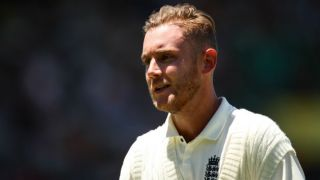 Broad calls Australian cricketers hypocrite over ball-tampering row