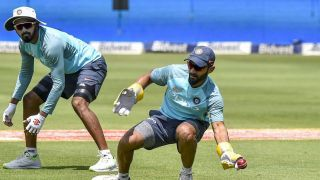 Kiran More's advice to Dinesh Karthik, Rishabh Pant: anticipate, but don't move fast