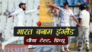 India vs England, 4th Test, Preview: Hosts eye series win in Mumbai