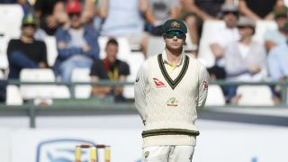 Reports: Smith did not know about ball-tampering plan