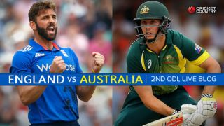 Eng 245 in 42.3 Overs (Target 310) | Live Cricket Score, England vs Australia, 2nd ODI, Lord's: Australia win by 64 runs