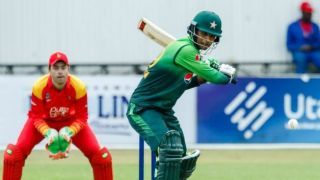 Pakistan register 244-run win over Zimbabwe after Fakhar Zaman's 200