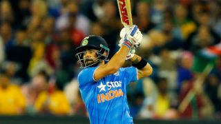 Virat Kohli masterminds 6-wicket chase as India keep World Cup record against Pakistan intact in ICC World T20 2016