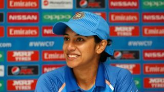 Smriti, Harmanpreet to captain teams in the one-off Women's T20 Challenge