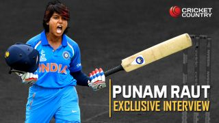 Punam Raut: India Women's pocket-sized dynamite