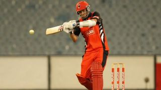 Tom Cooper's gritty knock lifts Netherlands to 140/5