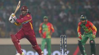 High-flying West Indies take on lowly Bangladesh