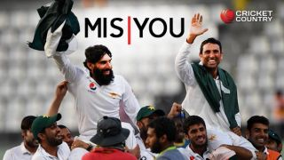 #MisYou: Thanks for everything, Younis Khan, Misbah-ul-Haq
