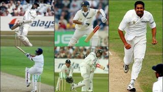 Indian Test triumphs in England, Part 4: Tons and tweaks at Headingley, 2002