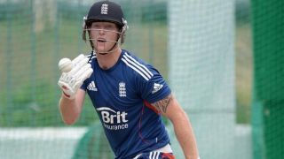 Ben Stokes ruled out of ODI against Scotland