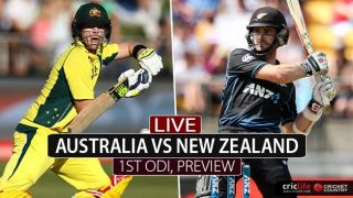 Australia vs New Zealand 1st ODI Preview and Predictions: Fallible hosts aim for winning start