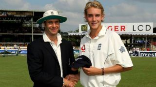Stuart Broad feels angry about Michael Vaughan's comments on dropping him from England team