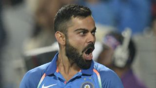 Virat Kohli is aggression personified against England