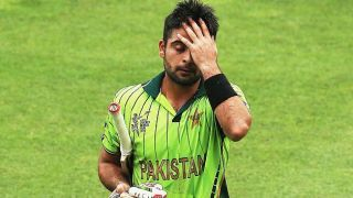 PCB says Ahmed Shehzad charged over positive test for banned substance