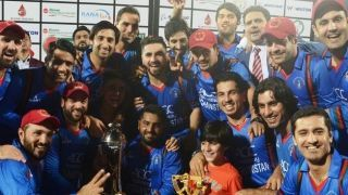 Afghanistan cricketers shoot up ICC ratings following Bangladesh whitewash
