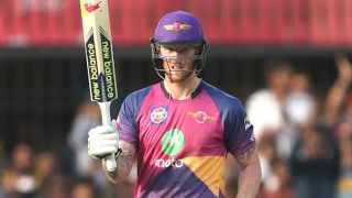 IPL 2017: Ben Stokes' maiden fifty and other highlights