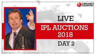 IPL 2018 Auction Live updates, Day 2: KXIP buys Chris Gayle