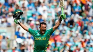 Fakhar Zaman reaches into ICC top 20 ranking after double century against zimbabwe