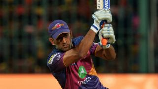 IPL 2017: MS Dhoni, Rahul Tripathi fire Rising Pune Supergiant (RPS) to 6-wicket win over Sunrisers Hyderabad in IPL 10, Match 24