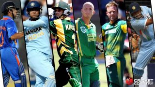 India versus South Africa: Ten best ODI knocks