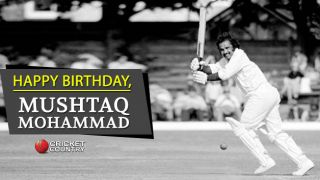 Mushtaq Mohammad: 19 facts about the former Pakistan captain