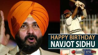 Navjot Sidhu: 12 interesting things to know about the multi-talented Indian cricketer