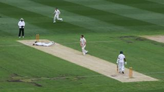 AUS vs PAK, 2nd Test Day 2: Azhar's ton, PAK's misfortune and other highlights