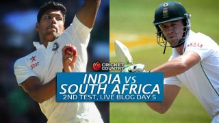 Live Cricket Score India vs South Africa 2015, 2nd Test at Bengaluru, Day 5: Match called off