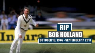 Bob Holland: a late bloomer with a peculiar career