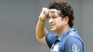 Sachin Tendulkar become face of the Western Railway's women's safety and cleanliness campaign