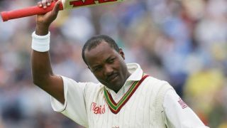 On this day: Brian Lara played historic 501 run inning in first class cricket