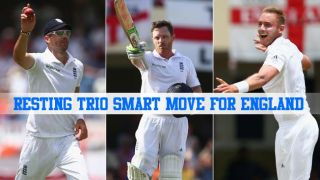 Resting Anderson, Broad, Bell and others for ODI series against NZ can work in Eng's favour ahead of The Ashes 2015
