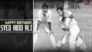 Syed Abid Ali: 10 interesting things to know about India's dashing all-rounder